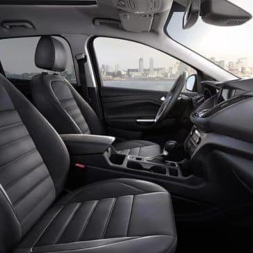 Picture of 2018 Ford Escape interior seats