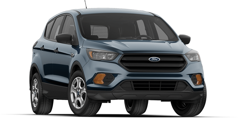 Picture of 2018 Blue Ford Escape