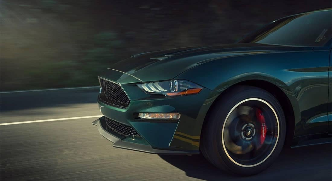 Picture of 2019 Ford Mustang Bullitt Exterior Highland Green