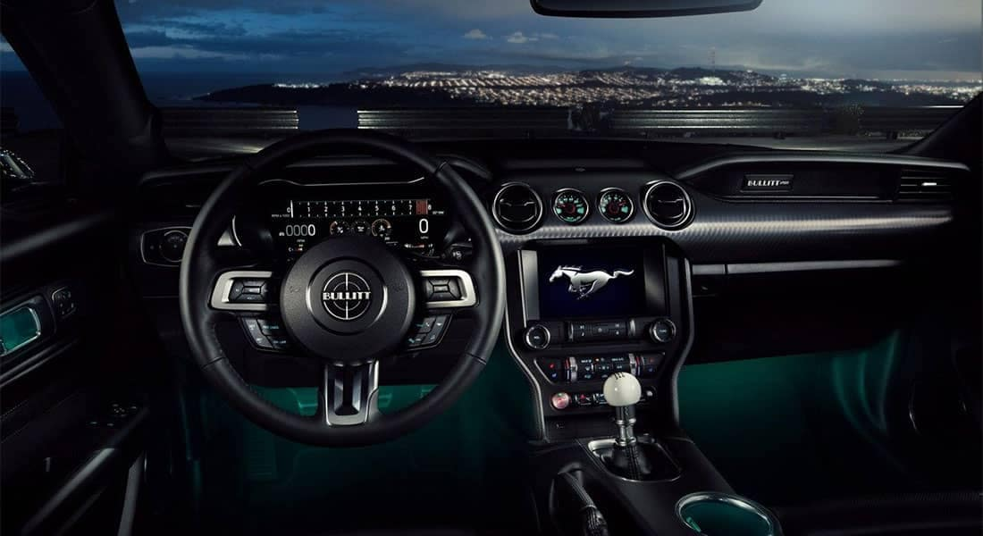 Picture of 2019 Ford Mustang Bullitt interior