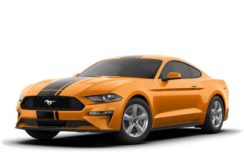 Picture of 2019 Ford Mustang Hero options shown