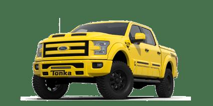Tuscany Trucks F-150 Tonka