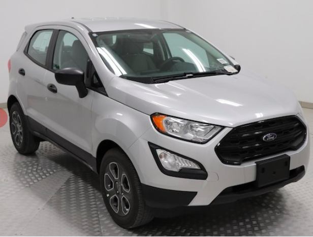 """2018 FORD ECOSPORT """"S"""""""