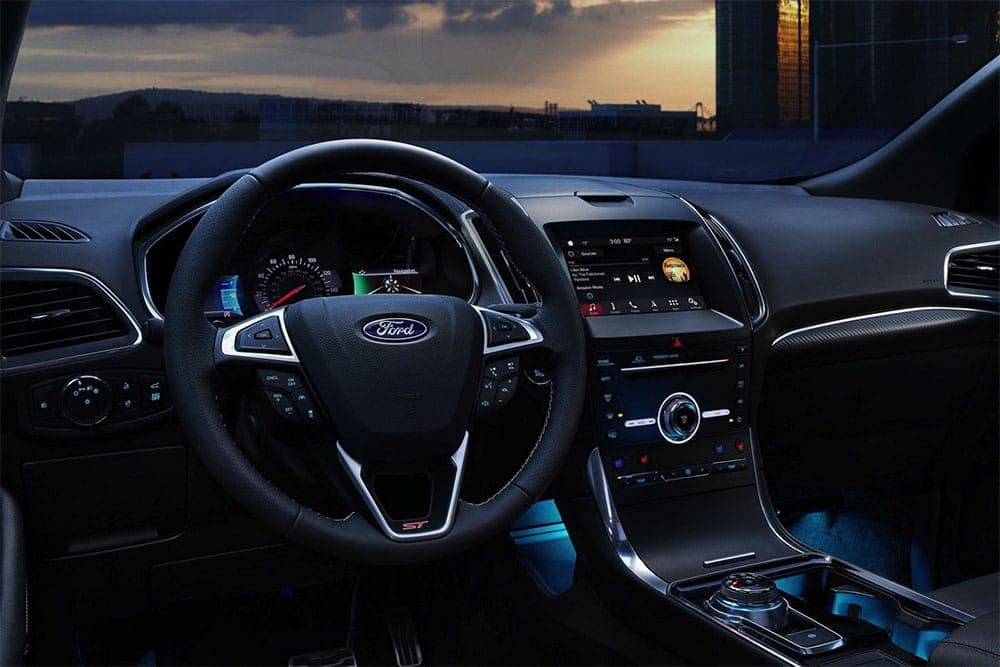 Picture of 2019 Ford Edge Interior