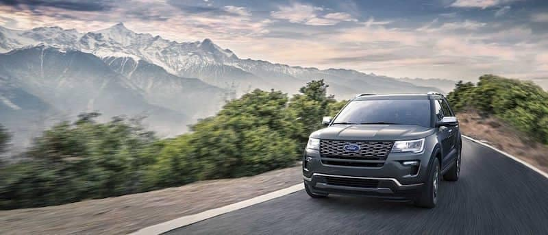 2019 Ford Explorer with 3.5L EcoBoost Engine