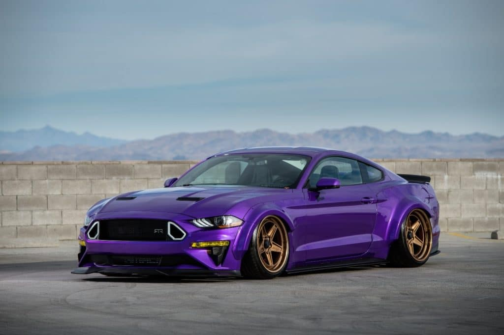 TJIN EcoBoost Mustang