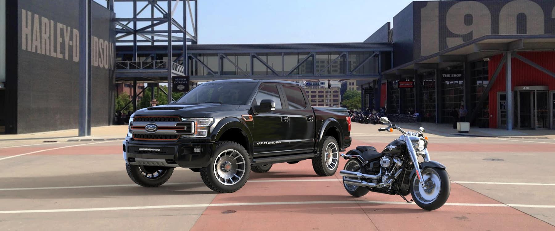 Harley-Davidson-F-150