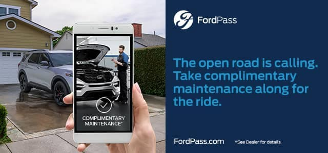 fordpass on a cellphone