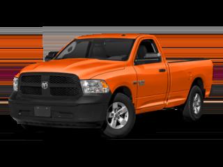 2018 Ram Trucks