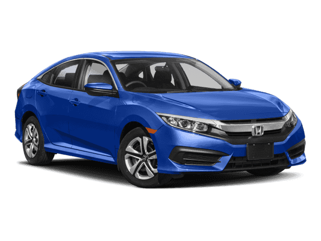 2018 Honda Civic LX Sedan Auto