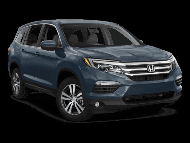 2018 Honda Pilot EX-L AWD Auto