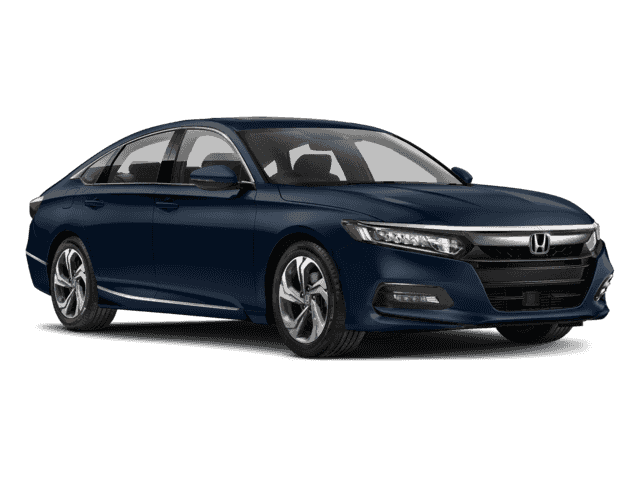 2018 Honda Accord Sedan EX-L 1.5T Auto