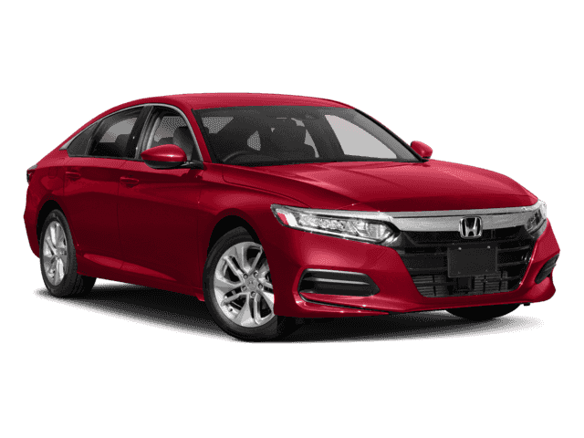 2018 Honda Accord Sedan 1.5T LX Automatic