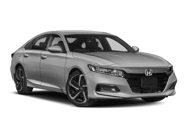 2018 Honda Accord Sedan Sport 1.5T Auto