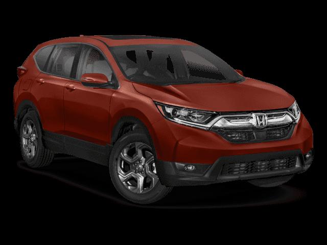 2018 Honda CR-V EX-L Auto AWD