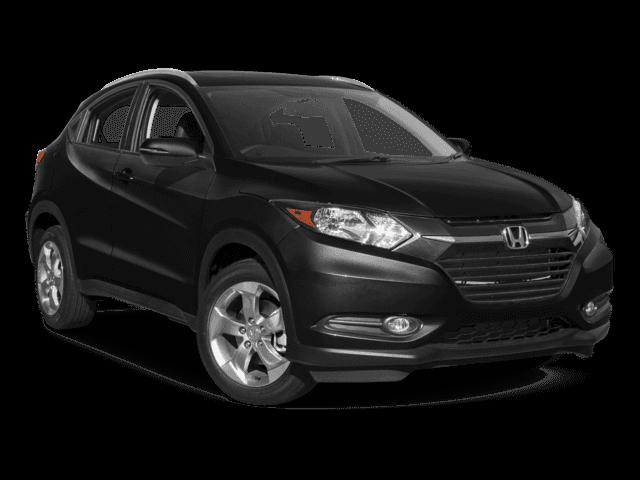 2018 Honda HR-V EX-L AWD Auto
