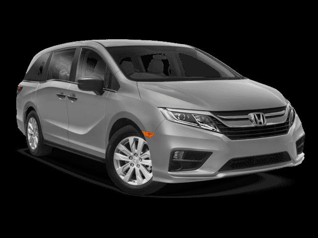 2018 Honda Odyssey LX Auto