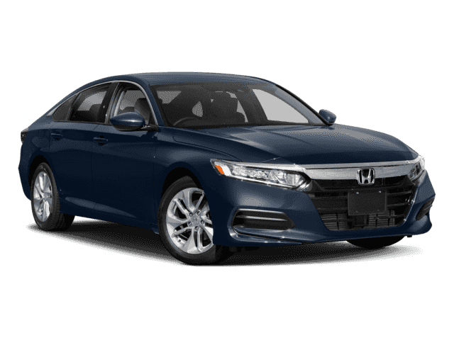 2018 Honda Accord Sedan 1.5T LX Auto
