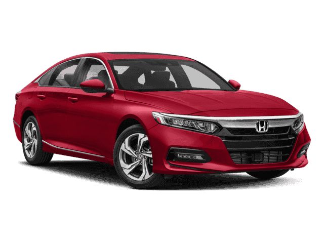 2019 Honda Accord Sedan EX-L 1.5T Auto