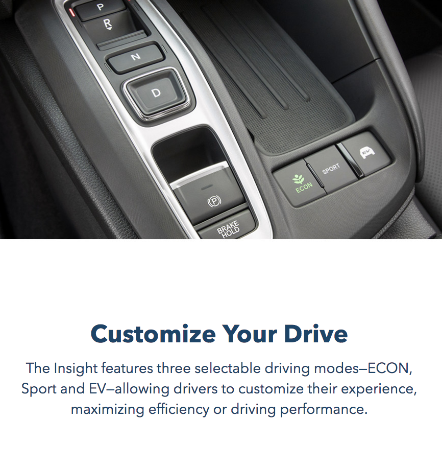 Customize Your Drive