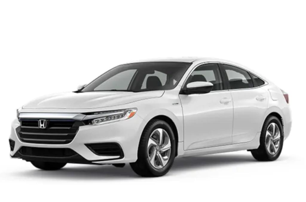 2019 Honda Insight Sedan LX Hybrid
