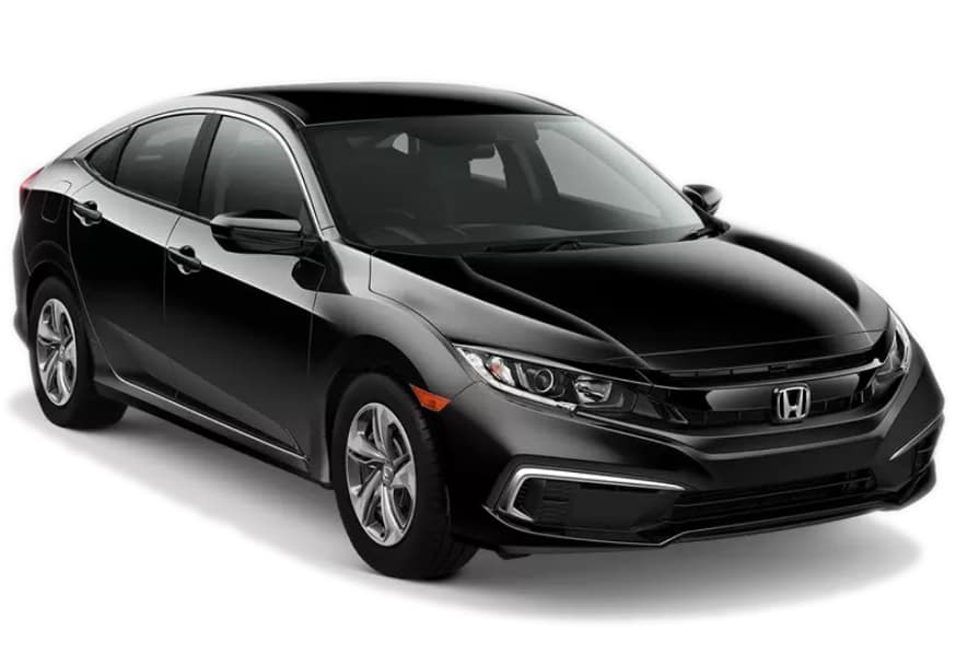 New 2019 Honda Civic Sedan 2.0L LX Auto