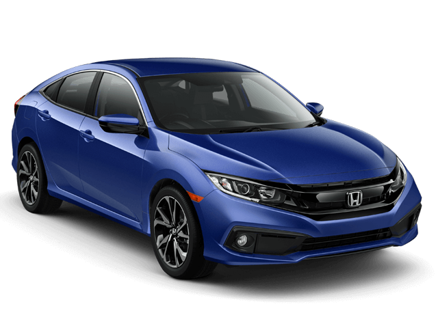2019 Honda Civic Sedan 2.0L Sport Auto