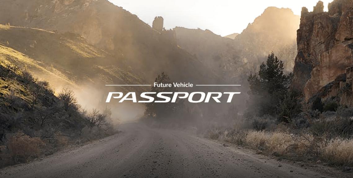 2019 Honda Passport Coming Soon