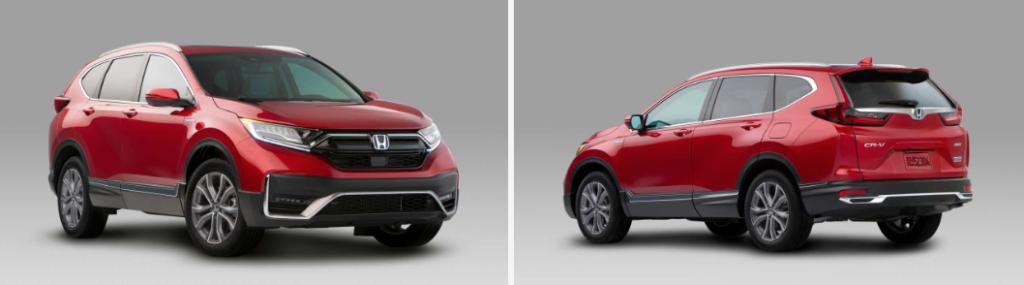 2020 Honda CRV Hybrid