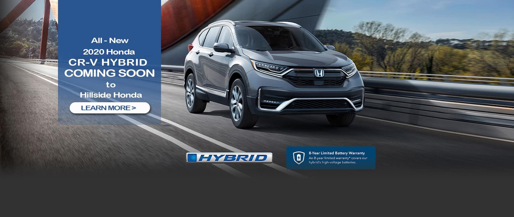 2020-Honda-CR-V-Hybrid-Hillside-Honda