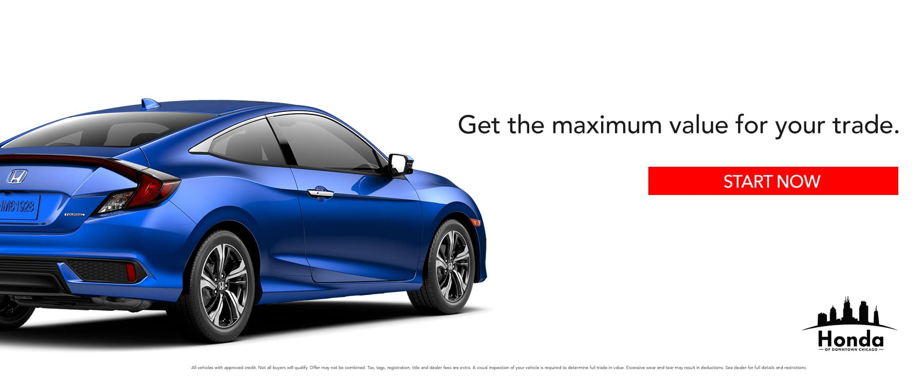 Honda of downtown chicago new and pre owned car dealer for Chicago honda dealers