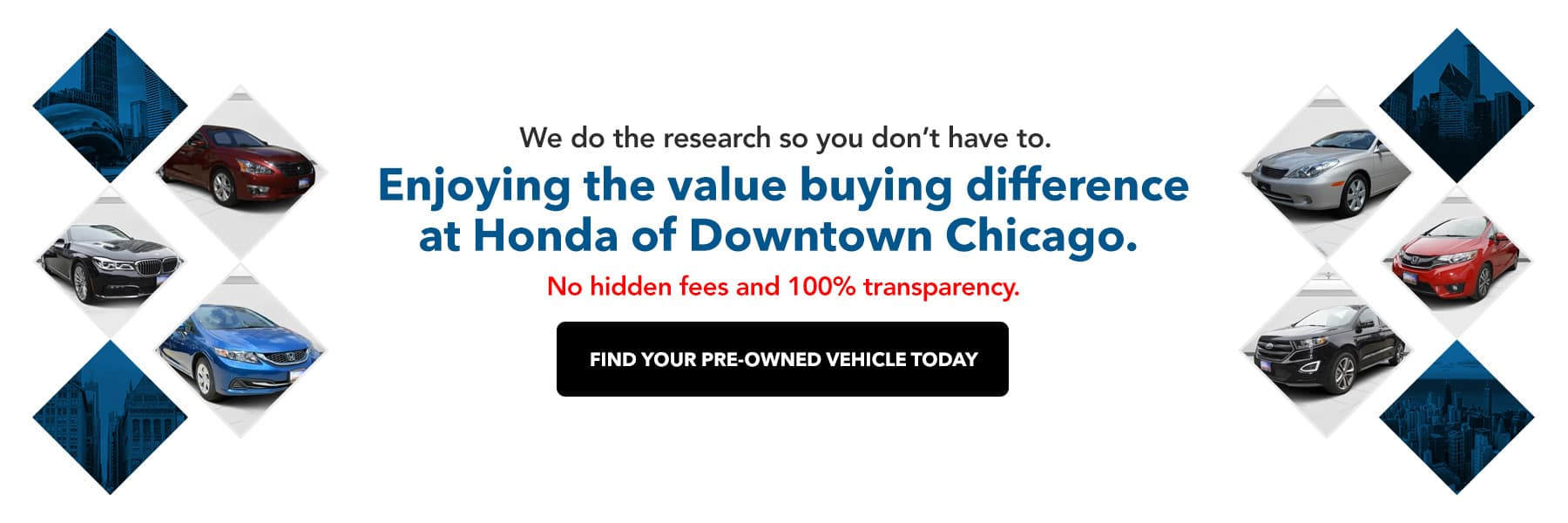 We Do The Research So You Donu0027t Have To. , At Honda Of
