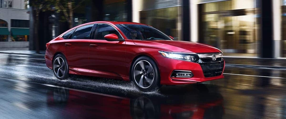 2019 Honda Accord Sedan Exterior 01