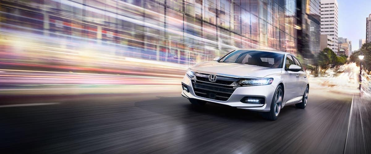 2019 Honda Accord Sedan Exterior 03