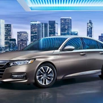 2019 Honda Accord Sedan Exterior 04