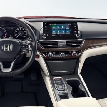 2019 Honda Accord Sedan Interior 03