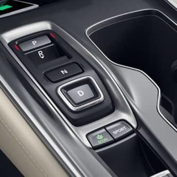 2019 Honda Accord Sedan Interior 04