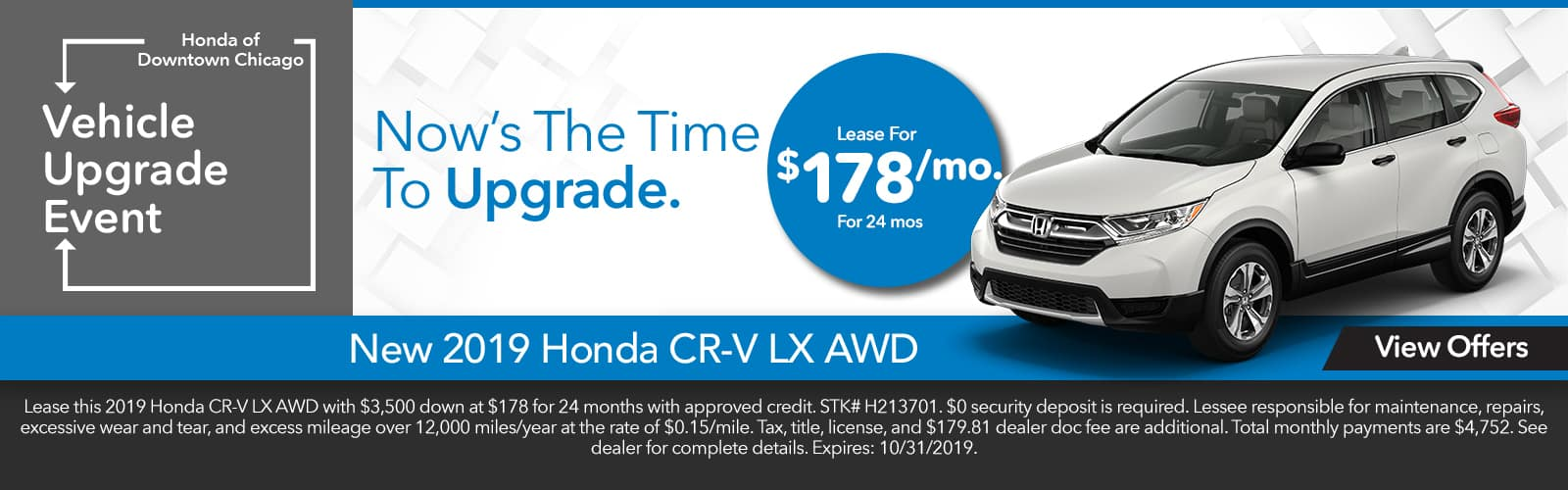 Honda Dealers Illinois >> Honda Of Downtown Chicago New And Pre Owned Car Dealer
