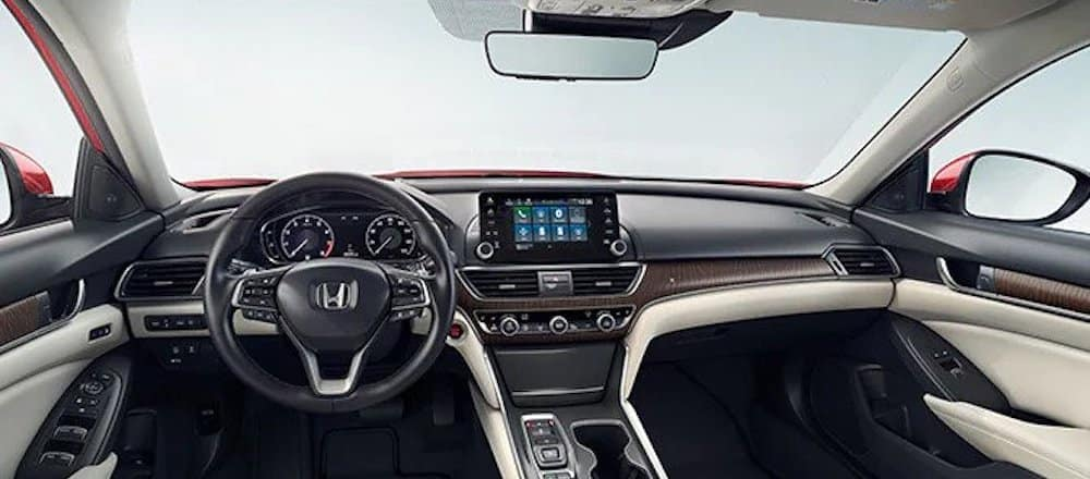 2020 Honda Accord dashboard