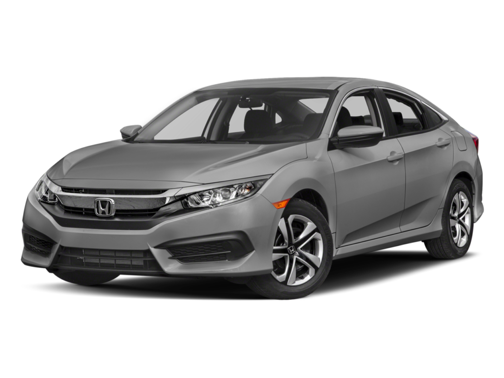 2018 Civic LX Sedan Automatic