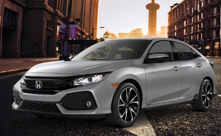 Lease a New 2019 Honda Civic Sport Sedan