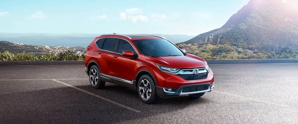 2018 Honda CR-V profile