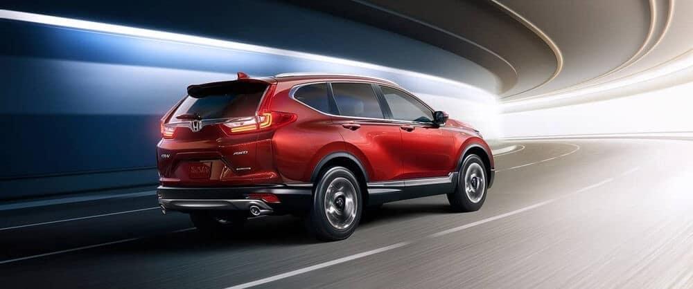 2018 Honda CR-V rear