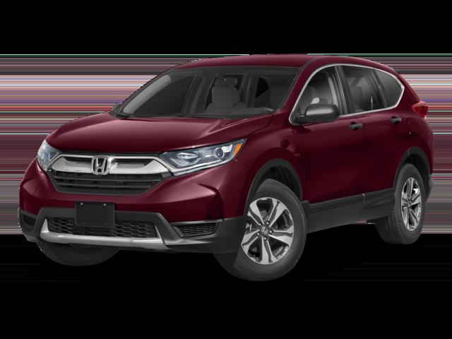 New 2018 Honda CR-V LX AUTOMATIC