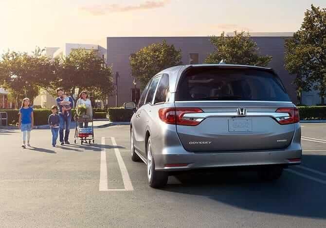 2019 Honda Odyssey Exterior 3