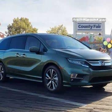 2019 Honda Odyssey Exterior 4