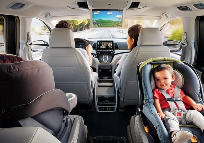 2019 Honda Odyssey Interior 3