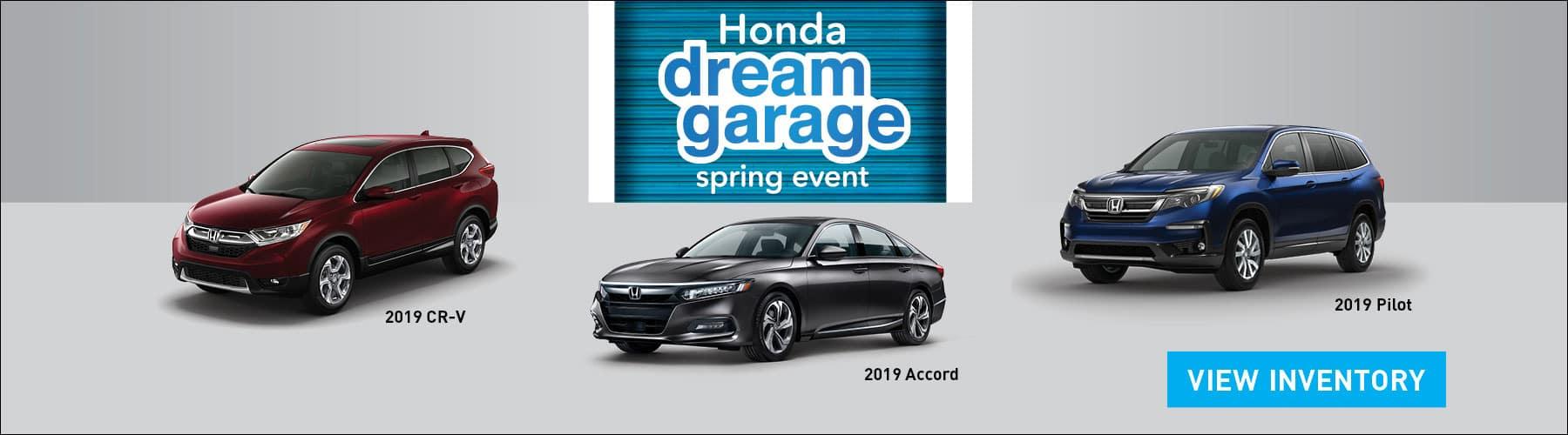 Honda Dream Garage