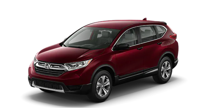 Lease a New 2019 Honda CR-V EX FWD