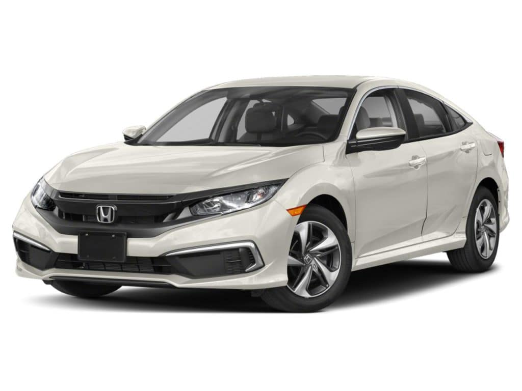 Lease a New 2019 Honda Civic LX CVT